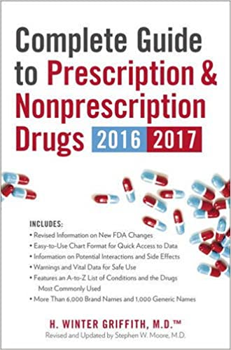 Complete Guide to Prescription & Nonprescription Drugs 2016-2017 (EPUB FILE)