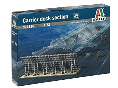 Italeri Models Carrier Deck Section Kit