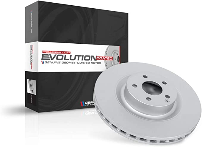 Power Stop EBR899 Autospeciality Stock Replacement Rear Brake Rotor