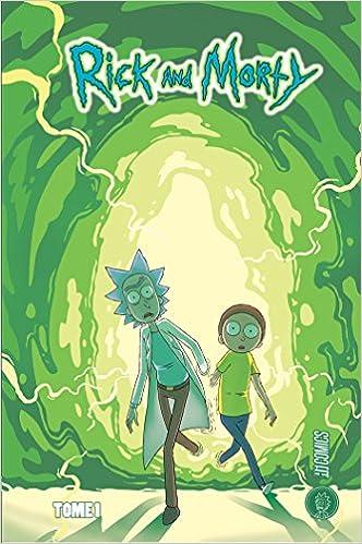 Descargar Libros De (text)o Rick And Morty, T1 Infantiles PDF
