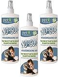 (3 Pack) Pet Organics (Nala) No-Go Housebreaking Aid Dog Spray, 16-Ounce Each