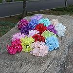 New-10pcs-Artificial-Silk-Decorative-Hydrangea-Heads-DIY-Flower-Head-Silk-Flower-for-Wedding-Home-Decoration-FlowerPure-red