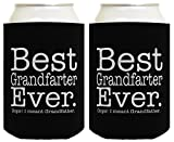 Best Grandpa Koozies - Father Day Gifts for Grandpa Best Farter Ever Review