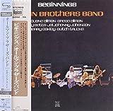 THE ALLMAN BROTHERS BAND オールマン・ブラザーズ・バンド ビギニングス+2(紙ジャケット仕様) CD