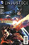 Injustice: Gods Among Us #10 VF ; DC comic book