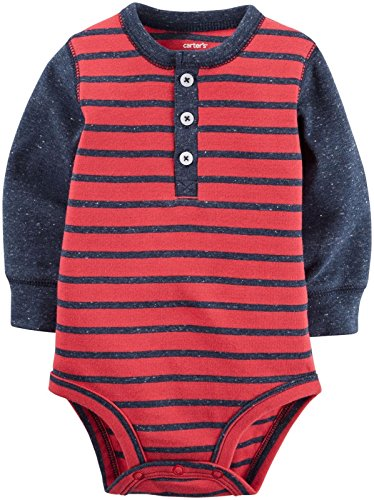 Carter's Baby Boys' Single Bodysuit 118g773