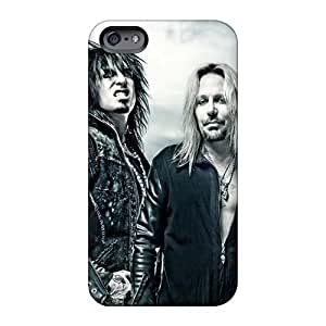 Great Hard Phone Cases For Iphone 6 With Unique Design Nice Motley Crue Band Pictures JonBradica
