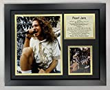 """Pearl Jam 11"""" x 14"""" Framed Photo Collage"""