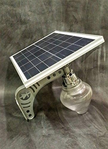 Commercial Solar Light Post in US - 2