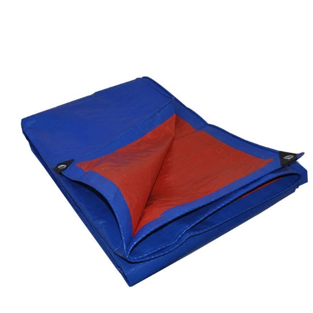Gib niemals auf Tarps-Verdickte PE-Plane- Farbe Streifen Tuch LKW Wasserdichte Tuch Sonnencreme Auto Kunststoff Tuch Für Camping Angeln B07QJXFGBV Zeltplanen Adoptieren
