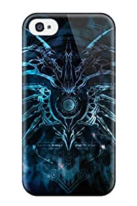 High Quality Blazblue Anime Case For Iphone 4/4s / Perfect Case