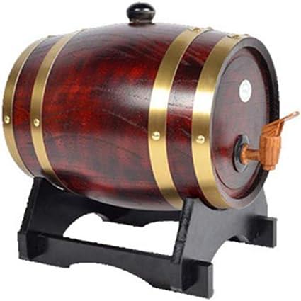 1.5L / 3L Barril De Madera Cerveza Cerveza Barril Barril De ...