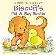 Biscuit's Pet & Play Easter: A Touch &am