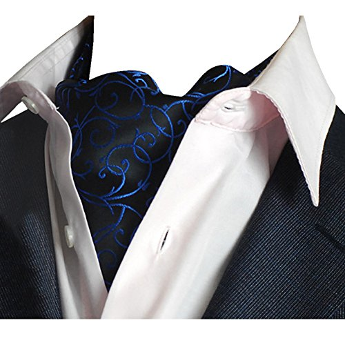 YCHENG Dot for Color Luxury Tie Scarf 5 Necktie Reversible Elegent Men Classic Cravat Paisley Polka Jacquard BaWBH4nq