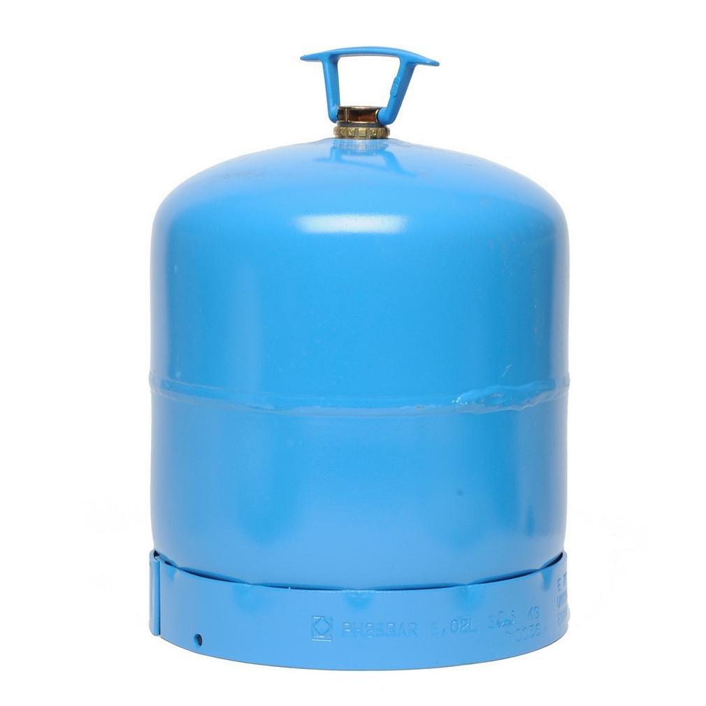 Empty 907 Campingaz bottle butane gas cylinder