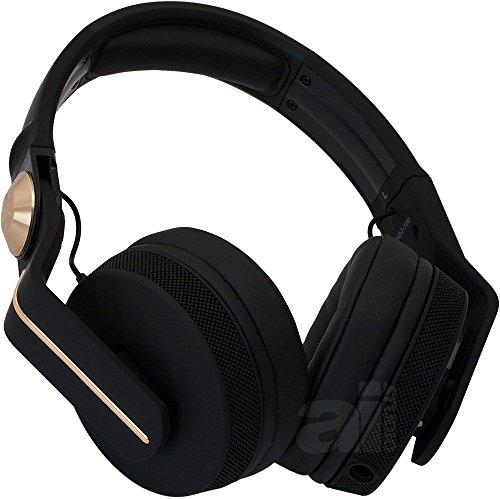 Pioneer Pro DJ HDJ-700-N DJ Headphone, Gold by Pioneer DJ
