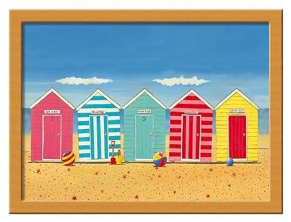 Castle Melamine - Bandeja, diseño de casetas de playa