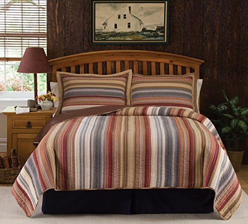 - Retro Lodge Twin Quilt