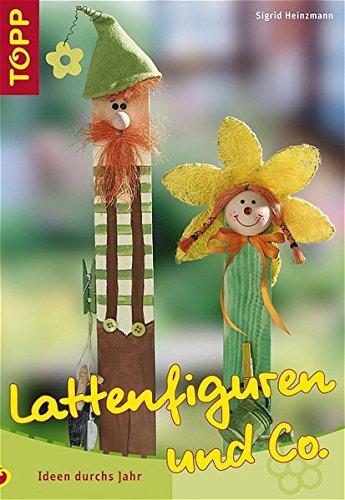 Lattenfiguren und Co: Lattenfiguren von mini bis maxi, durchs ganze Jahr