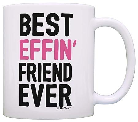 Mejor amigo regalos para las mujeres mejor esfuerzo amigo ...