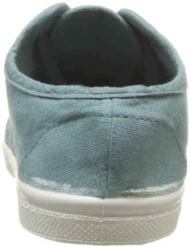 Bensimon Tennis Lacet - Zapatillas Unisex adulto Vert De Gris 614