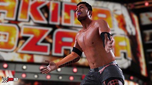 WWE 2K18 Twister Parent