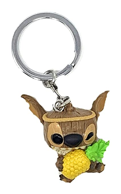 Amazon.com: Funko Pocket Pop. Disney Lilo & Stitch - Llavero ...