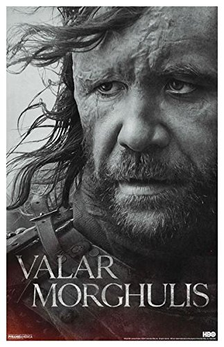 Game of Thrones Season 4 The Hound Poster 11x17