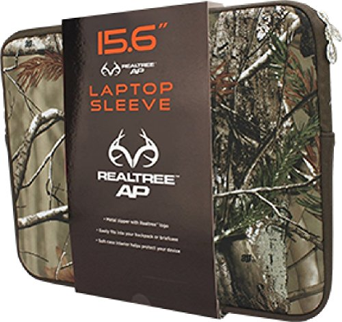 Realtree Absolute Eyewear Solutions 5995 Laptop Sleeve Re...