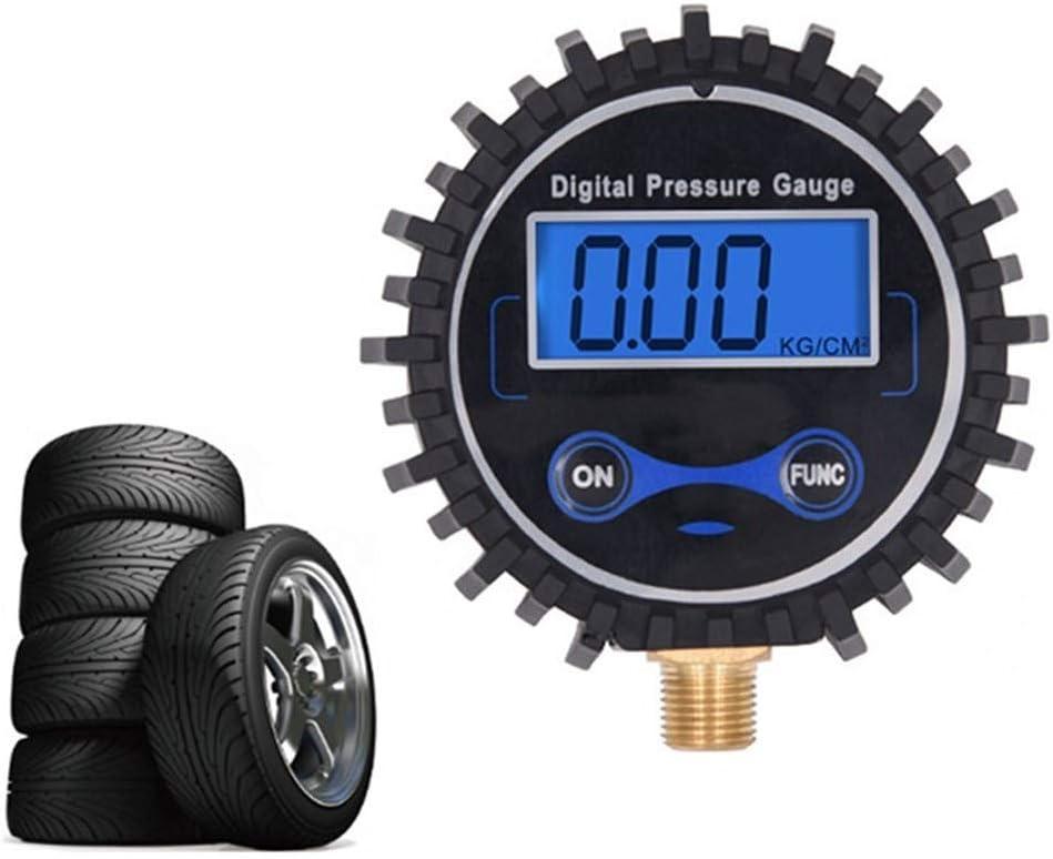 Txdirect Reifenfüller Geeicht Reifendruckprüfer Reifen Manometer Für Auto Reifen Manometer Werkzeug Digitaler Reifendruckmesser Reifen Manometer Küche Haushalt