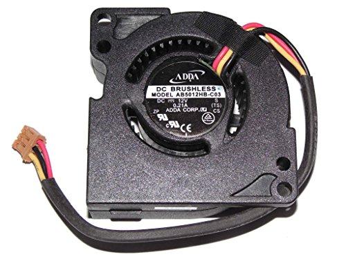 ADDA 5020 AB5012HB-C03 12V 0.21A MP515 X1130P Projectors Cooling (Mp515 Dlp Projector)