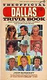 The Official Dallas Trivia Quiz, Jason Bonderoff, 0451135040