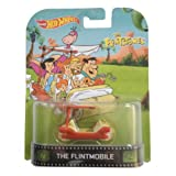 The Flintstones Flintmobile Hot Wheels 1:64 Retro Entertainment Die Cast