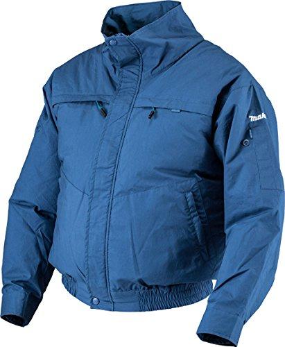 Makita dfj300z2 X L Li-Ion CXT Ventilador chaqueta con ...