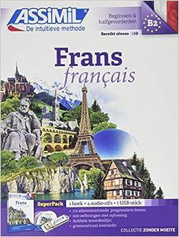 Frans Superpack Usb Livre 4 Cd Audio 1 Cle Usb