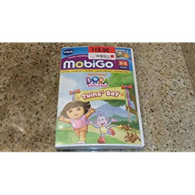 Vtech - MobiGo: Dora the Explorer Twins' Day: Office Products
