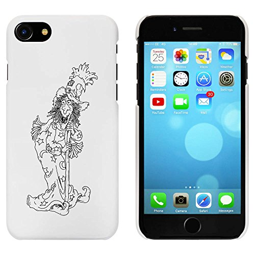 Blanc 'Sorcière Épouvantable' étui / housse pour iPhone 7 (MC00075562)