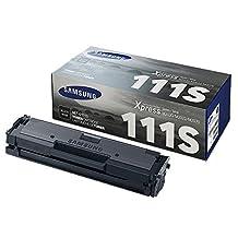 Samsung Electronics MLT-D111S Toner for SL-M2020W, SL-M2070W/FW, Black