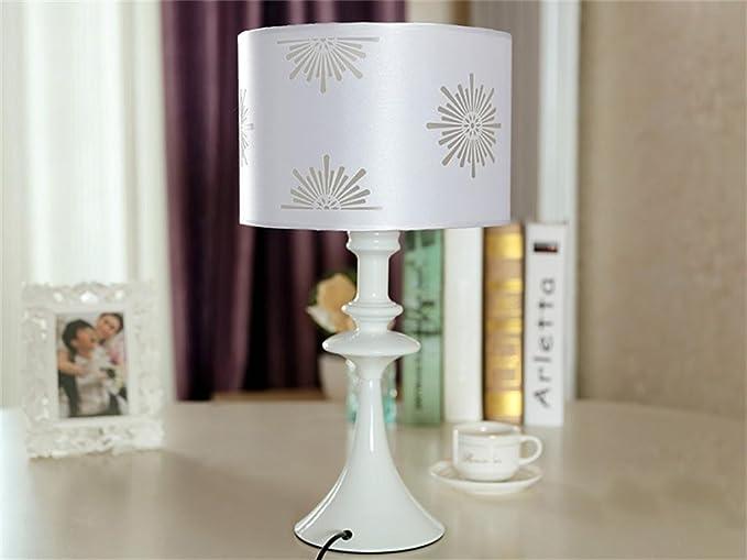 Global moderna lampada da tavolo minimalista camera da letto