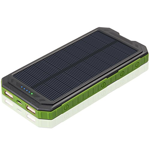 High Power Solar Charger - 4
