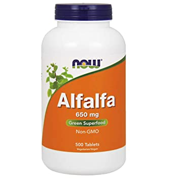Alfalfa for men