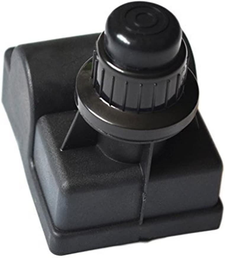 Onlyfire 03340 Electric Push Button Igniter BBQ Replacement for Select Gas Grill Models by Char-broil, Brinkmann, Grillmaster, Aussie,Charmglow, Kenmore, Lowes, Nexgrill, Brinkmann, Bakers, Grillware, Jenn Air, Huntington and Others, Black