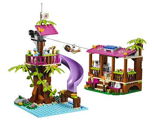 Lego Friends Jungle Rescue Base 41038: Amazon.com.au: Toys & Games