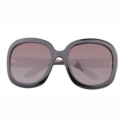 WX xin Gafas De Sol Luz Polarizada Moda Grande Caja Anti-UV Manejar Espejo (