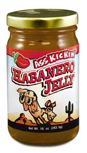 Ass Kickin' Habanero Jelly by ASS KICKIN'