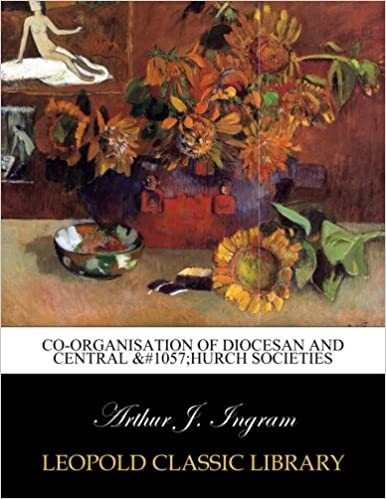 Book Co-organisation of diocesan and central Сhurch Societies