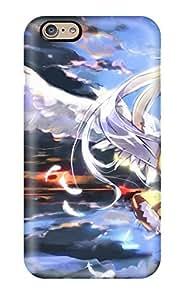 FBazOtJ6987HfmOK CagleRaymondy Angel Beats Durable Iphone 6 Tpu Flexible Soft Case
