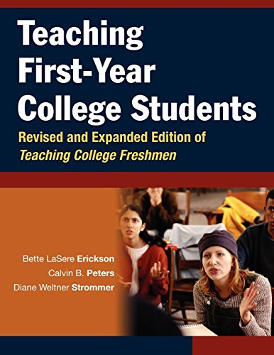 Teaching First-Year College Students