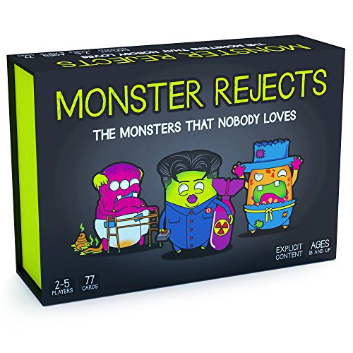 Monster Rejects   Nsfw Edition  Explicit Content