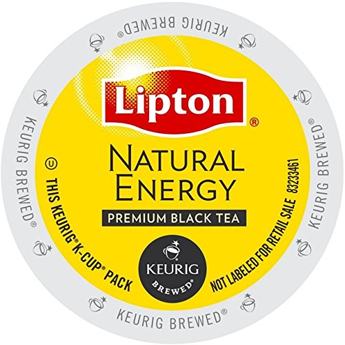 Lipton K-Cup Portion Pack for Keurig Brewers, Natural Energy